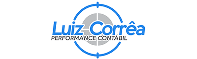 Logo Luiz Corrêa Performance Contábil